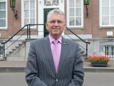 Wethouder Van Hal getroffen door lichte beroerte