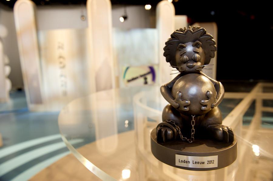 De Loden Leeuw wordt jaarlijks uitgereikt voor de meest irritante tv-reclame.