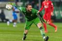 Joël Drommel zet - ijs en weder dienende - donderdag zijn handtekening onder een vijfjarig PSV-contract.