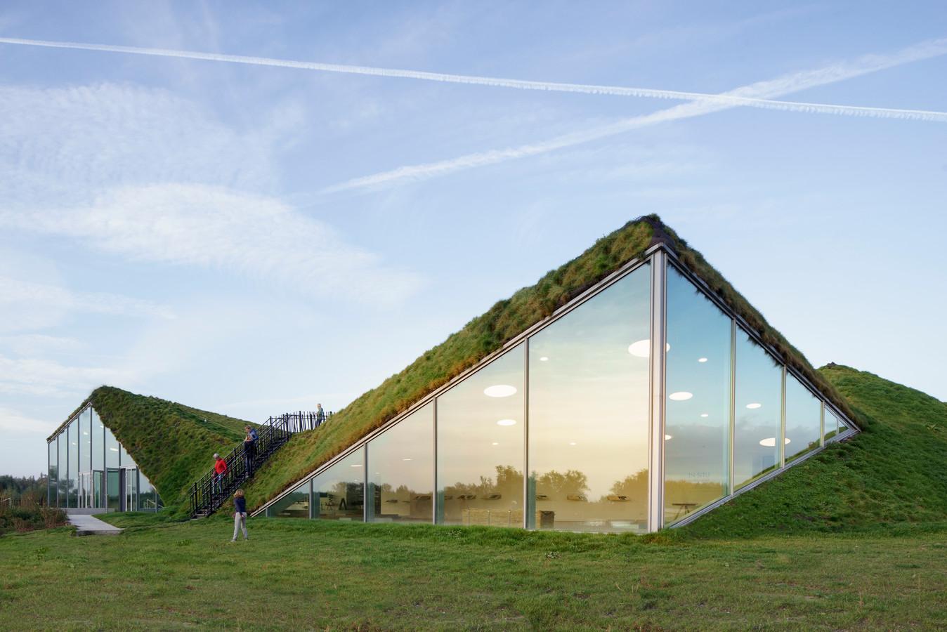 Drie keer prijs voor Het Biesbosch MuseumEiland, bij de internationale wedstrijd Architizer Awards 2016. foto Ronald Tilleman Original IPTCSource © Ronald Tilleman