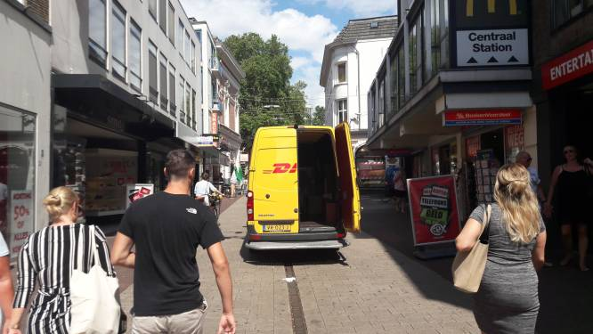 Onderzoek moet leiden tot andere bevoorrading winkels in Arnhemse binnenstad