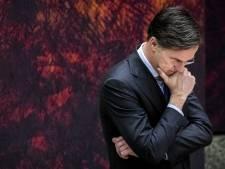 Rampdag voor Rutte: 'Heb ik u in al die jaren dat wij samenwerken ooit belazerd?'