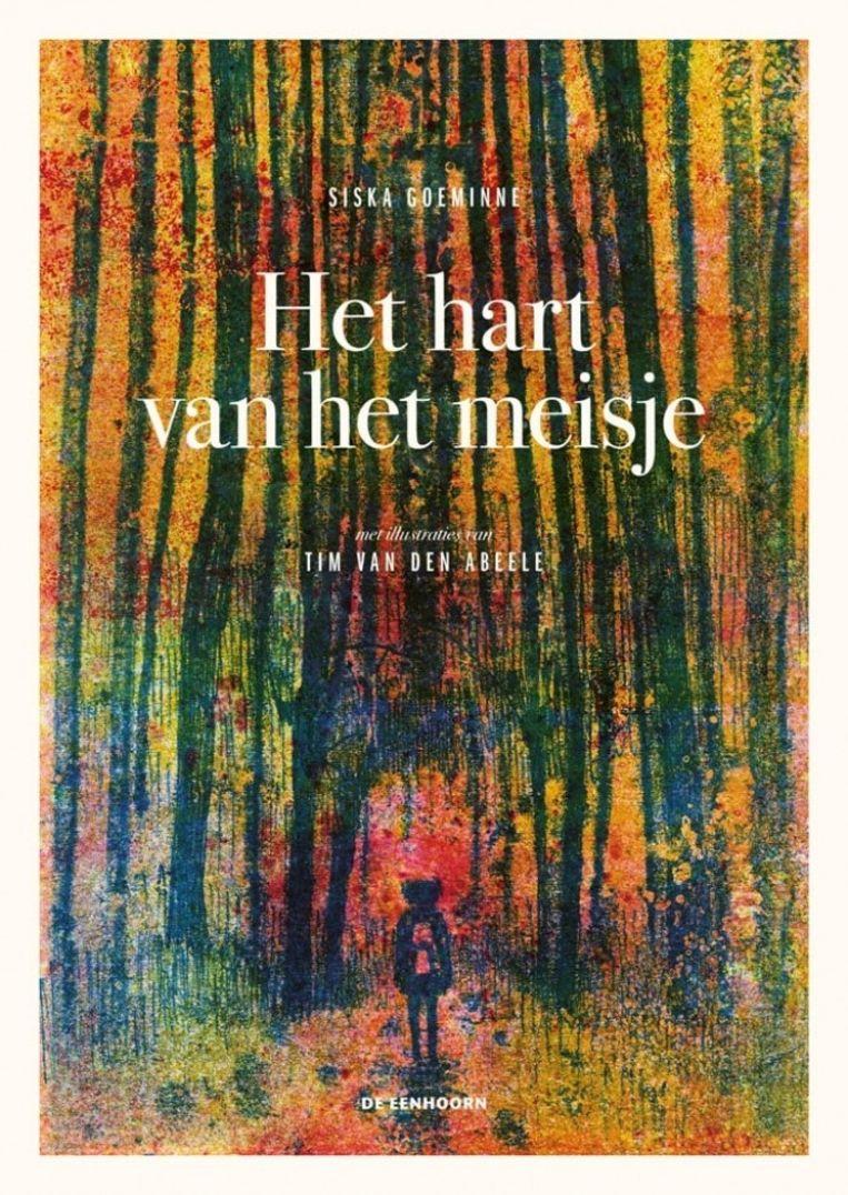 Siska Goeminne en Tim Van den Abeele (illustraties), Het hart van het meisje, uitgeverij De Eenhoorn, 48 p.. Vanaf 9 jaar.   Beeld RV