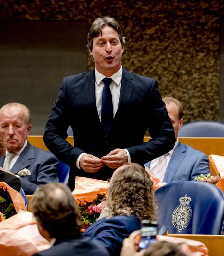 PVV-Kamerlid Edgar Mulder uit Enschede wil 20 uur spreektijd in marathondebat