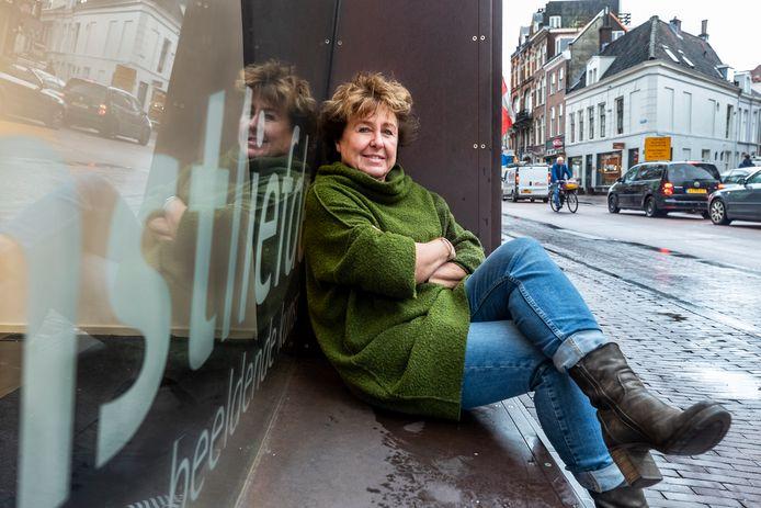 Marion Wagenvoort, directeur van Kunstliefde.