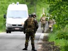L'armée et la police à nouveau à l'œuvre pour rechercher Jürgen Conings