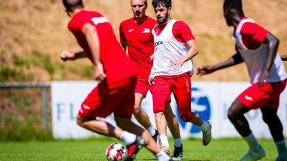 """Voorstelling KV Oostende: """"Mikken op een plaatsje in de linkerkolom"""""""