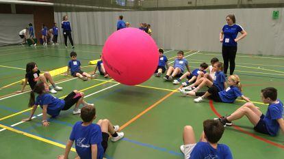 400 leerlingen maken kennis met balsporten