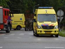 Militair in opleiding getroffen door bliksem in Ossendrecht, zwaargewond afgevoerd