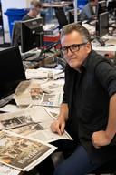 John van den Oetelaar, hoofdredacteur van het Eindhovens Dagblad.