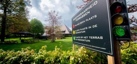 Waar wilt u het ontbijt in Veluwse hotels, buiten of op bed?