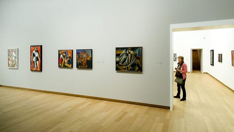 Stedelijk Museum, Amsterdam Beeld anp