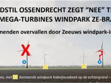 Van 19 naar 17 windmolens, maar zorgen Windstil Ossendrecht over Ze-Bra-park blijven
