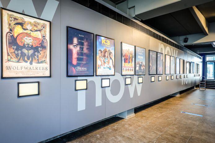 Het aanbod aan films is veel uitgebreider dan in de zomer van 2020.
