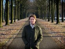 Sander Schimmelpenninck te gast bij 'Politiek in de Pol' in Diepenheim