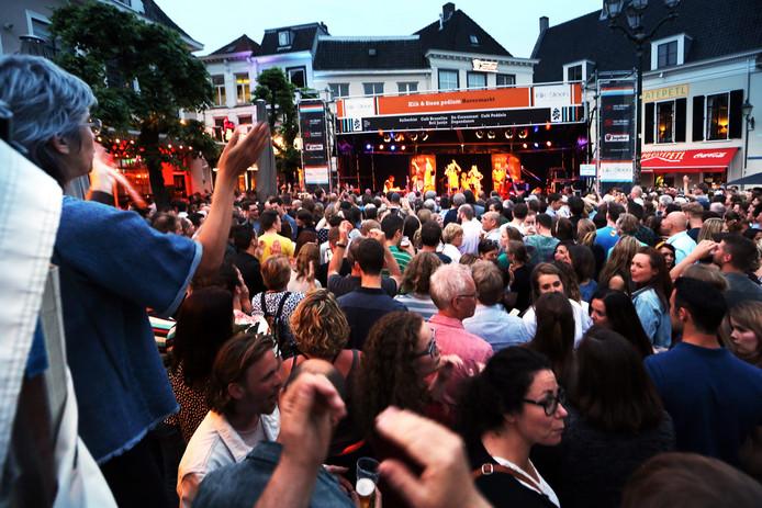 20180512 - Breda - Jazzfestival 2018 - Havermarkt - Jazz Connection. FOTO: RAMON MANGOLD/ PIX4PROFS