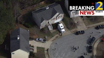 Schutter en agent gedood bij schietpartij nabij Atlanta