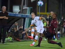 Mourinho vertrouwt op Karsdorp bij Roma-zege, Giroud blinkt uit bij winnend Milan