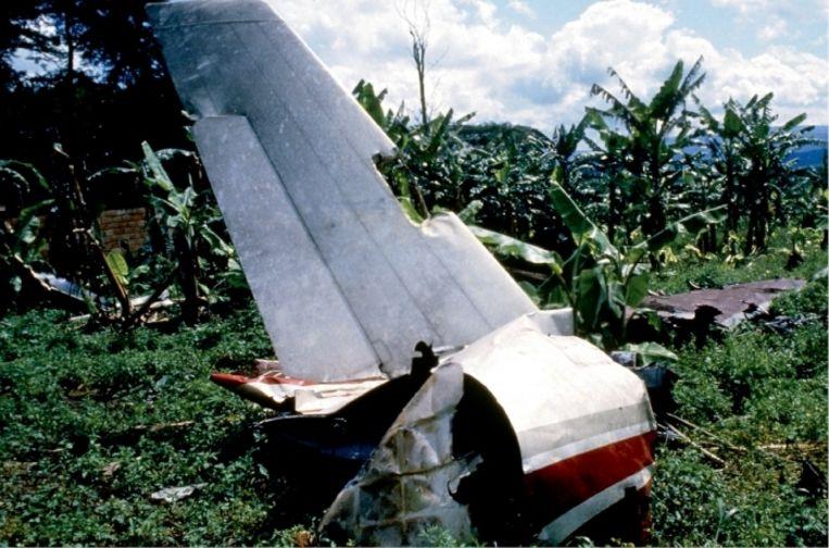 'Plots hoorden we het geluid van een vliegtuig, en dan... boem, boem!' Beeld