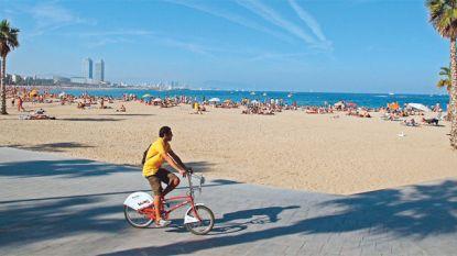 Strand in Barcelona ontruimd wegens bommelding