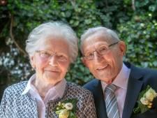 Van praatje op de kermis tot een 60-jarig huwelijk