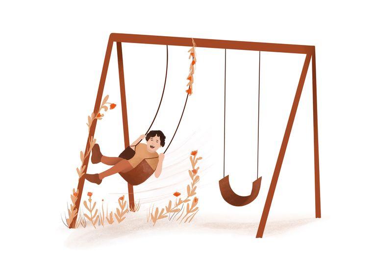 Judith Dubas, hoogleraar ontwikkelingspsychologie: 'De kwaliteit van de relatie gaat onmiskenbaar achteruit bij een tweede kind.'  Beeld Flore Deman