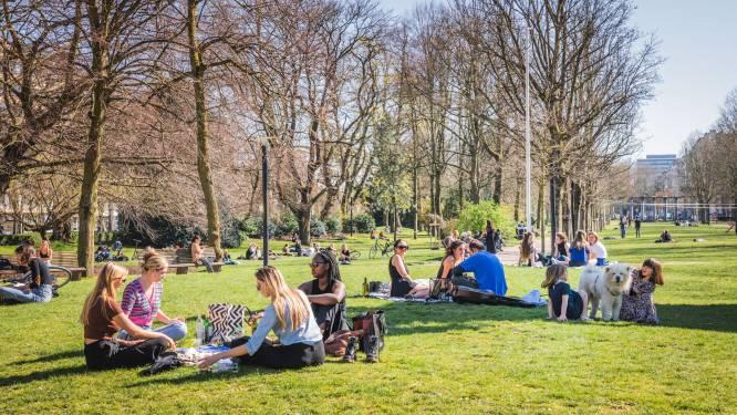 Het is gebeurd: vandaag is de eerste echte lentedag van 2021, dag-en maandrecord sneuvelt