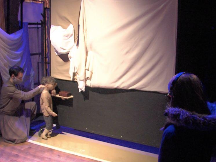 Wandelen door een levend prentenboek in Haagse voorstelling