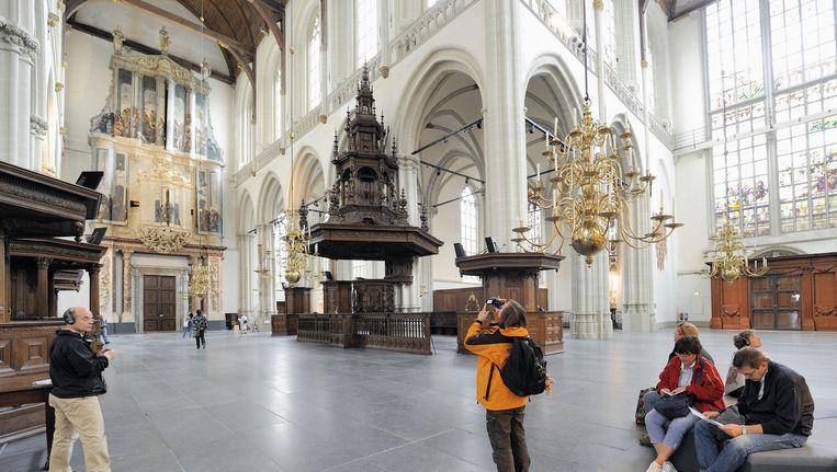 De Nieuwe Kerk Beeld anp