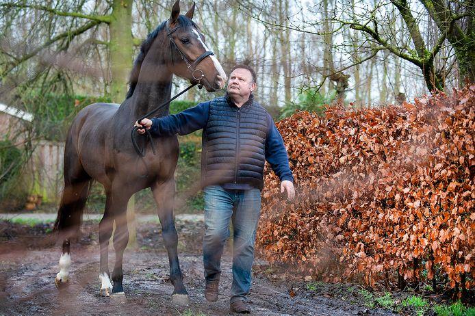 Johan Wilmink is betrokken bij alle facetten van de paardensport