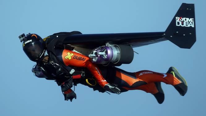 Franse 'Jetman' (36) komt om tijdens training in Dubai