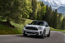 De vernieuwde Mini Countryman Cooper SE All4