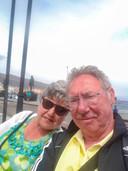 Ronny Verroken en zijn vrouw Greta zitten nog tot minstens  11 mei vast op het eiland Tenerifé.