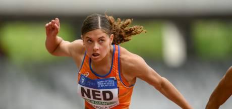 Atlete Zoë Sedney (19) op weg naar Tokio: 'Ik ga niks meer veranderen'