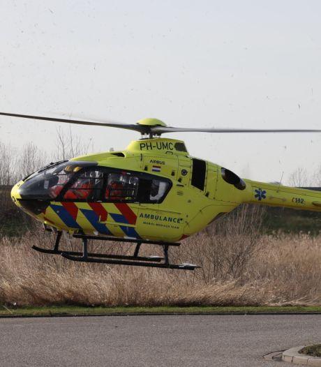 Wielrenner (77) overlijdt bij botsing met vrachtauto in Veghel