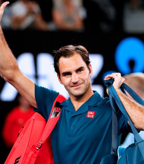 Federer voegt Madrid Open toe aan programma