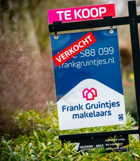 Volgens Makelaarsland is aantal huizenkopers dat meer biedt dan vraagprijs verder toegenomen