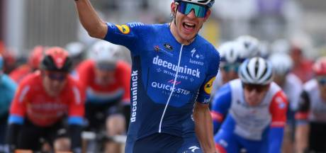 Davide Ballerini remporte au sprint un Circuit Het Nieuwsblad haletant