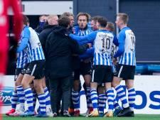 Daags na glorierol bij FC Eindhoven weer sparren in de luwte: 'Een íets andere entourage'