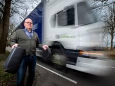 Brummen wil 'dodenweg' langs Apeldoorns Kanaal aanpakken: 'Eindelijk worden we gehoord'
