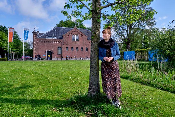 Eva Baars wil Duurzaamheidscentrum Weizigt nóg laagdrempeliger maken.
