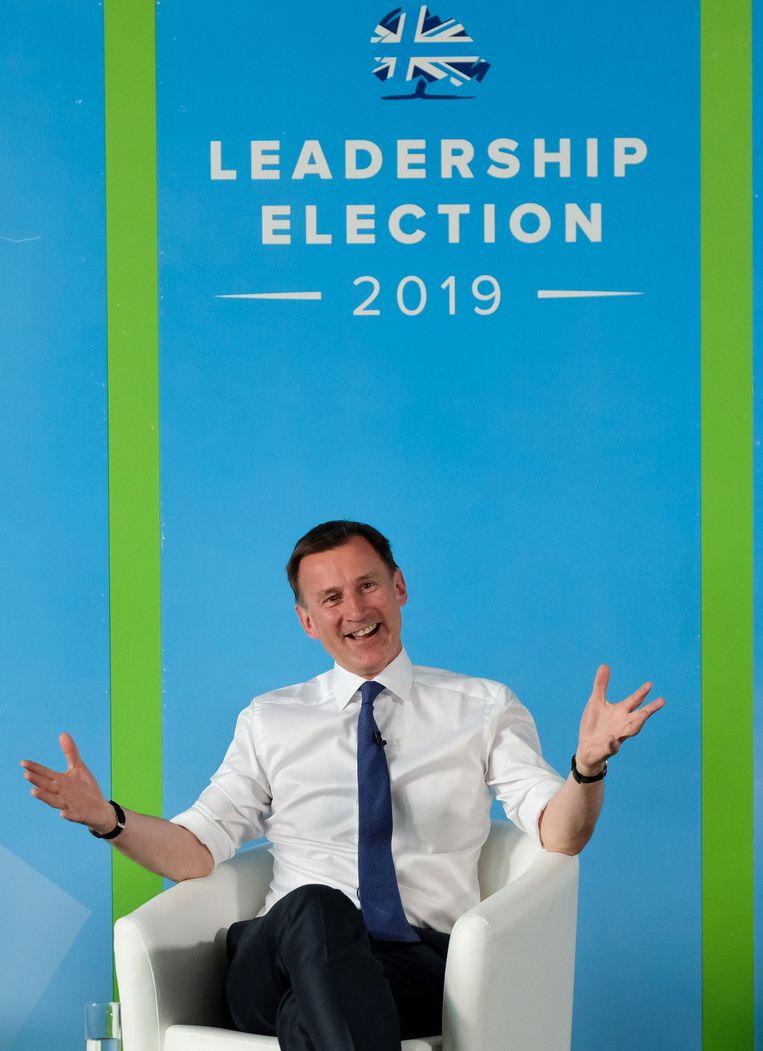 Jeremy Hunt Beeld AFP