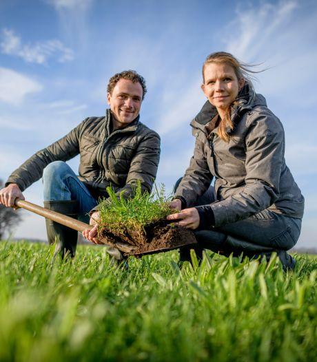 Jonge boeren werken samen in Eiwit van Twents Land: 'We zien kansen'