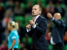 LIVE | Leeuwinnen azen na valse start in WK-kwalificatie op revanche tegen IJsland