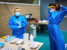 GGD heeft op eerste dag van nieuwe testlocatie in Staphorst nog plek over