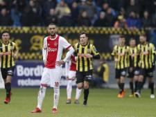 Dramatisch seizoen Ajax compleet na verlies tegen Vitesse