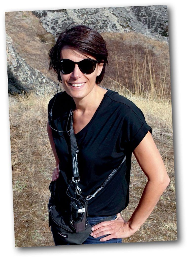 Olga Baerten, kandidatenbegeleider. Beeld VIER