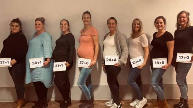 Babyboom op kraamafdeling: tien verpleegkundigen tegelijk zwanger