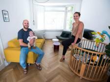 Dit stel zet hun 'heerlijke gezinshuis' te koop om in dat van opa te gaan wonen: 'We houden zijn trots erin'