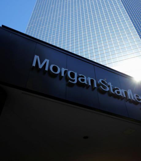 La banque Morgan Stanley va supprimer plus de 1.500 emplois